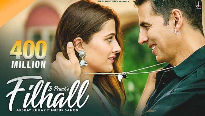 Filhall Lyrics (Hindi, Punjabi) | B Praak feat. Akshay Kumar, Nupur Sanon