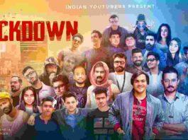 The Lockdown Rap Lyrics in English - Indian Youtubers   SSD Music