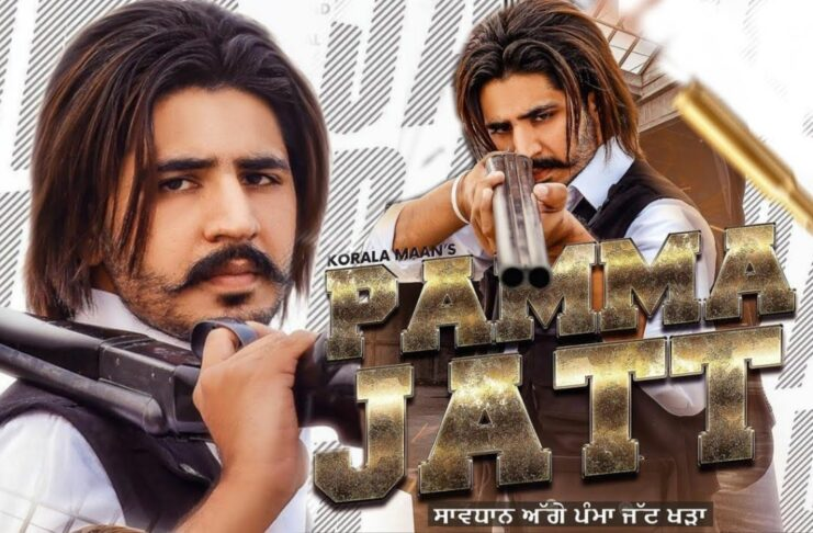 Pamma Jatt song lyrics are penned down by Korala Maan and video is directed by Parm it is sung by Korala Maan while music is given by Desi Crew.