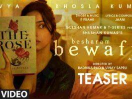 Besharam Bewaffa Song Lyrics - B Praak - Jaani Ve - FindSongsLyrics.com